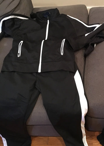 Performance Warm Up Suit (Jacket and Pants) w/ PPYRC logo