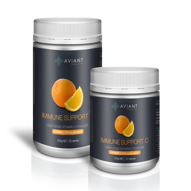 Aviant Immune Support C - High Dose Vitamin C Powder
