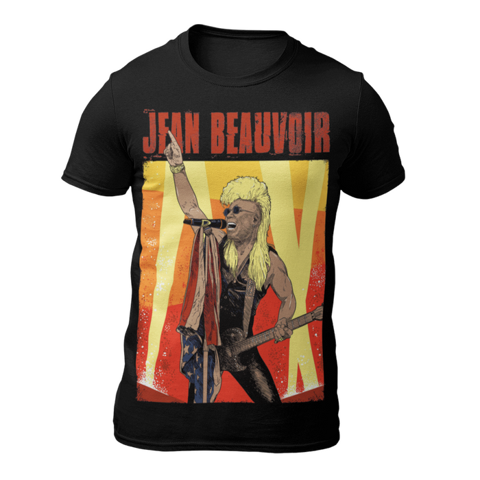 jean beauvoir official stage unisex t-shirt
