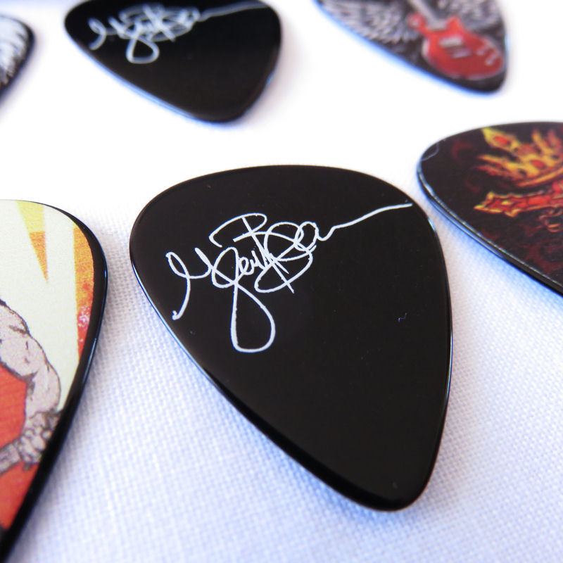 jean beauvoir signature guitar picks