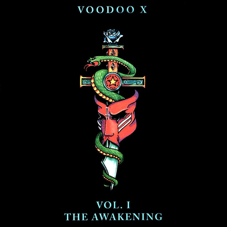 voodoo x the awakening album cover