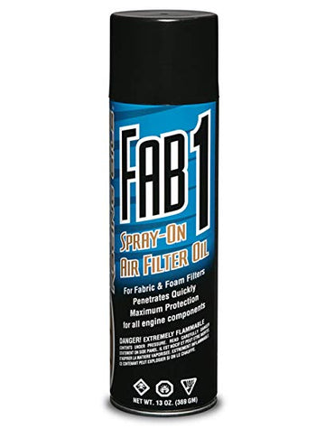 MAXIMA FAB1 SPRAY-ON AIR FILTER OIL - 3610-0061
