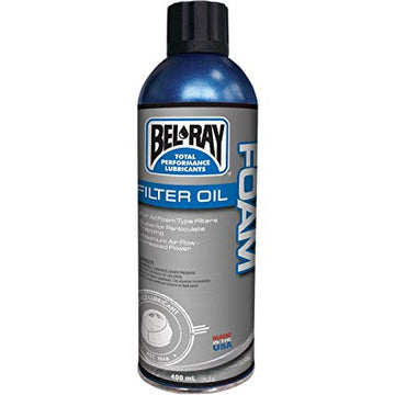 BEL-RAY FOAM FILTER OIL AEROSOL -443011