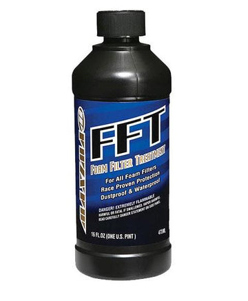 MAXIMA FFT FOAM FILTER TREATMENT 32 OZ. - 53-0903