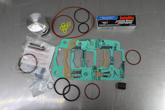 TOP END COMPLETE REBUILD KIT 2014 - 2016  COBRA CX65