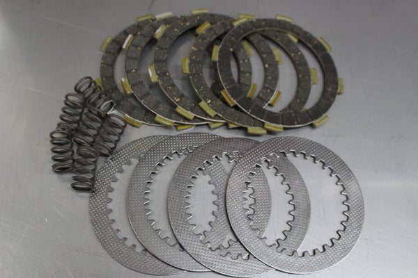 CLUTCH KIT MANUAL SPRINGS, FIBERS, & STEELS CX65 2010-2017 - CKMU0001