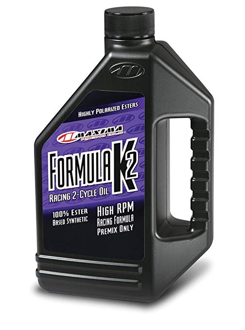 MAXIMA FORMULA K2 2-CYCE RACING OIL