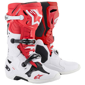 Alpinestar MX Boot Tech 10 RED/WHITE