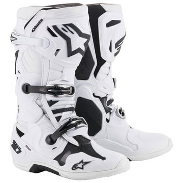 Alpinestar MX Boot Tech 10 WHITE
