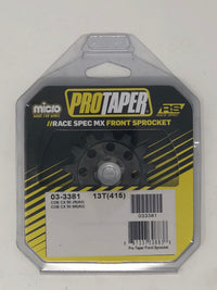 PROTAPER RACE SPEC MX FRONT SPROCKET CX50 JR/SR 13T (415)