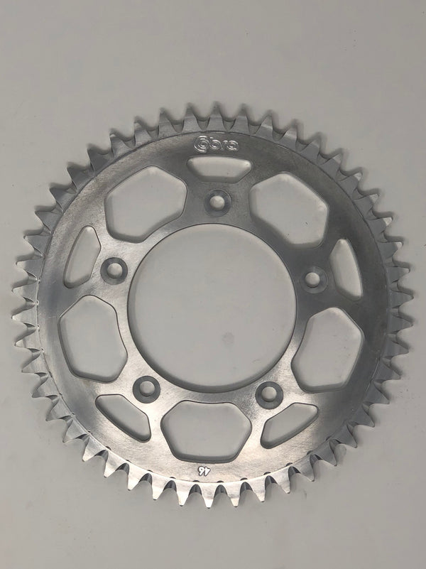 SPROCKET - ALUMINUM - CX65 2018 THRU NEW (CLICK FOR SIZE OPTIONS)