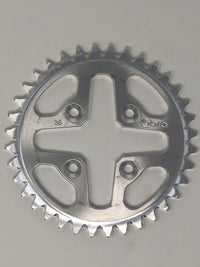 SPROCKET - ALUMINUM - PDM BOLTS - 50CC (420) (CLICK FOR SIZE OPTIONS)