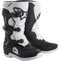 Alpinestar Tech 3S Youth Boots BLACK/WHITE