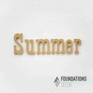 Picture Holder - Summer Wood Only