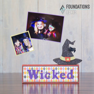 Picture Holder - Witch Complete Set