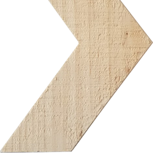 Distressed Wall Arrow