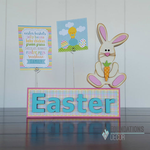 Picture Holder - Easter Complete Set