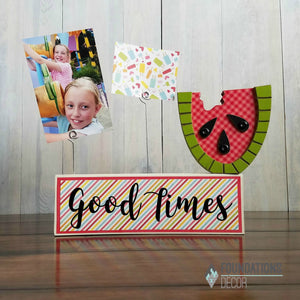 Picture Holder - Good Times Complete Set