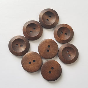 Buttons - Brown Large