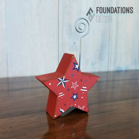 Star Card Holder