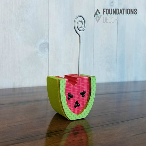 Watermelon Card Holder