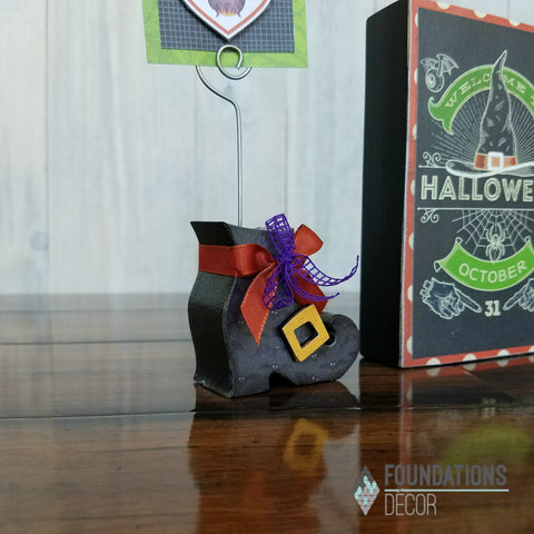 Halloween Card Holder