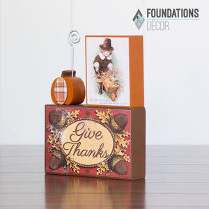 Thanksgiving Card Holder
