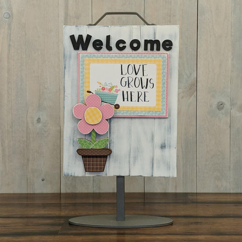Welcome - Flower