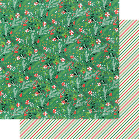 Cottage Christmas Paper Collection Kit