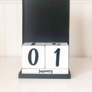Block Countdown / Calendar Base
