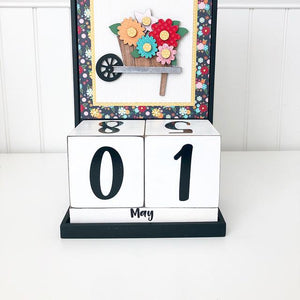 Block Countdown - May / Mother's Day