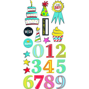 Cake Smash Chipboard