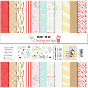 A Cherry on Top Collection Kit - MISSING Puffy Dots (BIG DISCOUNT)