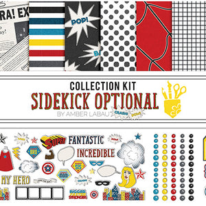Sidekick Optional - Collection Kit