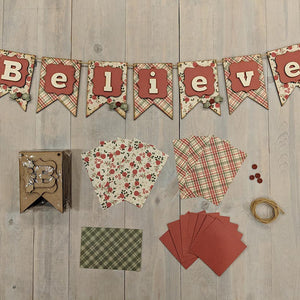 Believe Banner Kit