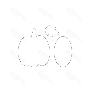 "SVG File - Home - Nov ""O"" Pumpkin"