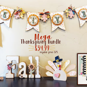 Holiday Bundle - Thanksgiving Mega Bundle