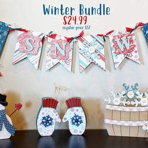 Holiday Bundle - Winter Bundle