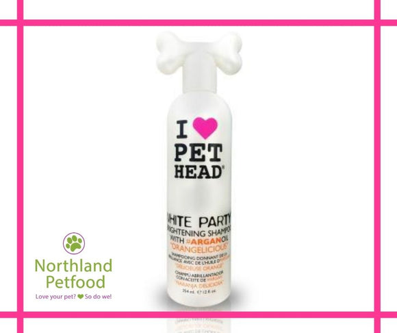 Pet Head White Party Brightening Shampoo 354ml