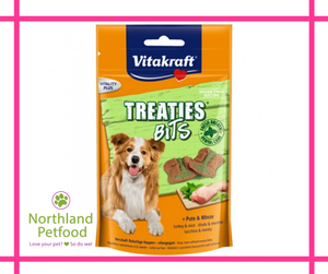 VitaKraft Treaties Bits  Turkey & Mint