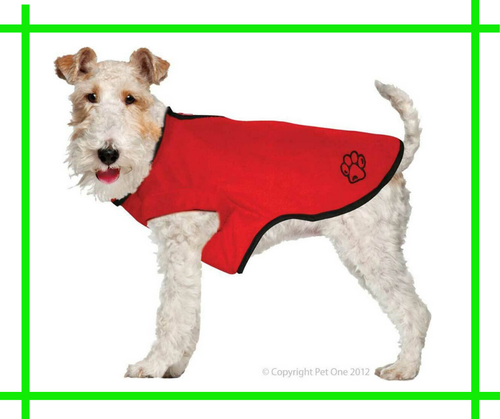 Pet One Jumpsuit- Heavy Fleece Zip up **35% OFF!**
