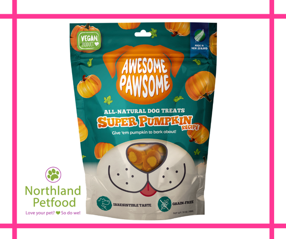 Awesome Pawsome Super Pumpkin- NEW