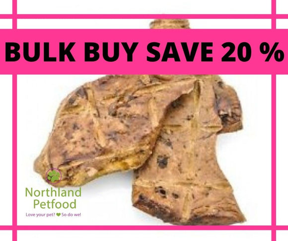 Natura Lamb Marshmallows BULK 1.2kg SAVE 20%