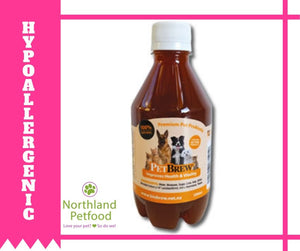 Pet Brew- Premium Probiotic!