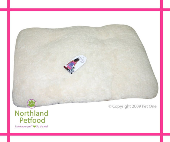 Sheepskin Cushion Beds
