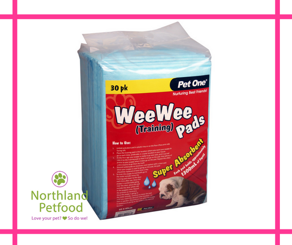 Pet One Wee Pads-Best Absorption!!