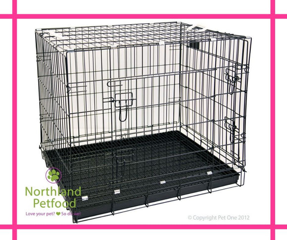 Collapsible Crate- Black High Quality