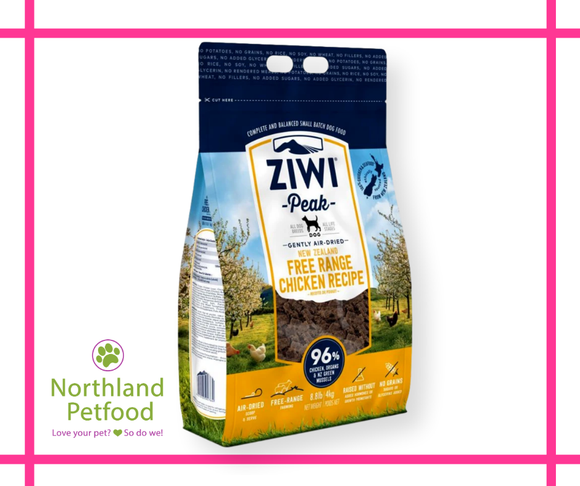 ZIWI Peak Air Dried Chicken 454g