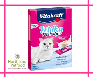 Vitakraft Milky Melody Pure- 7 Pack 70g