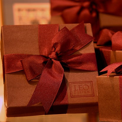 Handsome, Custom Gift Boxing at LEO Design—Handsome Gifts